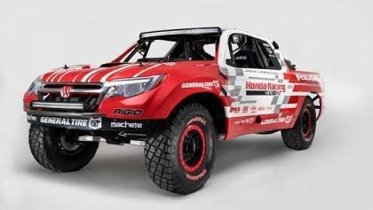 Honda Race Truck