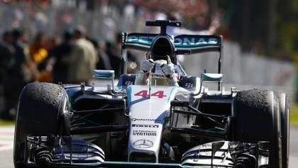 Hamilton Wins 2015 Formula1 1