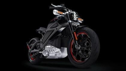 Harley Trades V-Twin Rumble