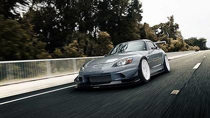 Supercharged  Honda S2000