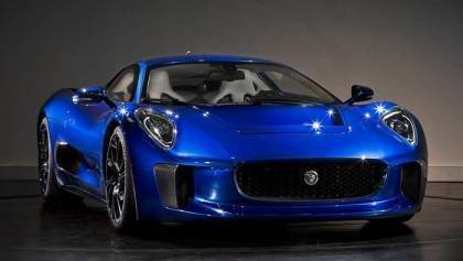 The Most Advanced JAGUAR CX75