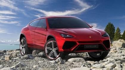 2018 Lamborghini SUV