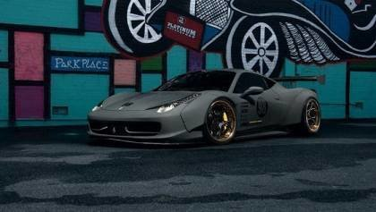 Liberty Walk Ferrari 458 Italia