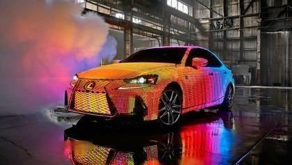 42K LEDs Lexus