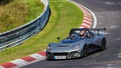 Lotus 3 On Track