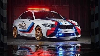 2016 MotoGP safety car-BMW M2
