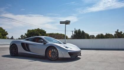 Vorsteiner Aero for McLaren MP4-12C