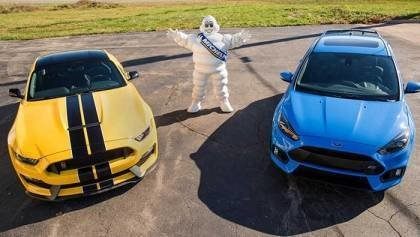 Michelin and Ford Team