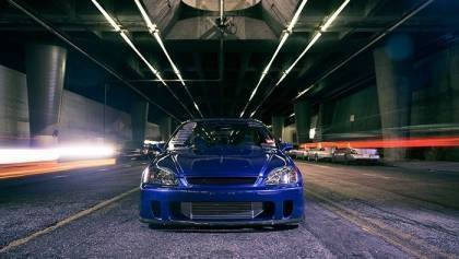 Extreme Honda Civic Si