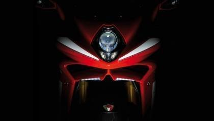 200HP MV Agusta F4 RR Racing Photos
