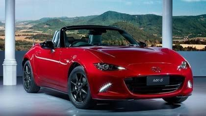 The beauty from 2016 Mazda MX-5