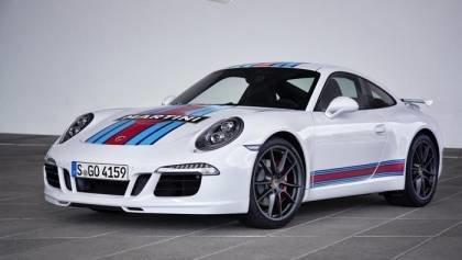911 Carrera S Martini Racing Edition