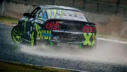 Monster Drift Car