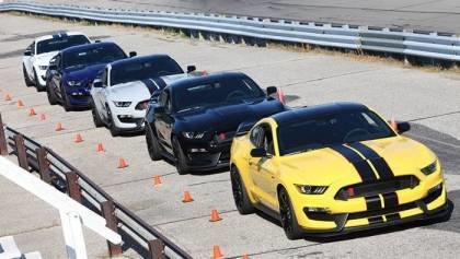 Ford Mustang GT350R make us want more