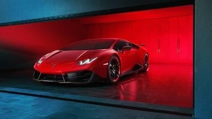 830hp Novitec Torado Lamborghini