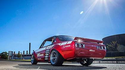 1972 Nissan Skyline GT