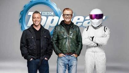 New Top Gear Series