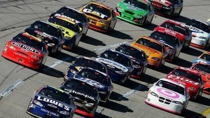 NASCAR Race Car Stolen