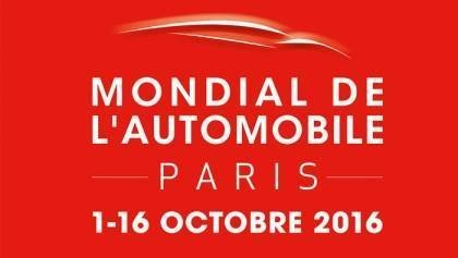 Paris Motor Show 2016 Coming