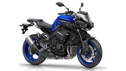 Yamaha new naked R1