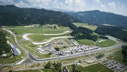 Huge Crash FIA F3 Red Bull Ring