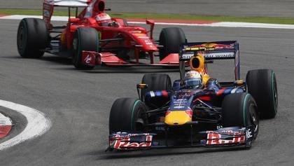 RedBull Racing Formula