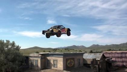 Red Bull Driver Sets New Record