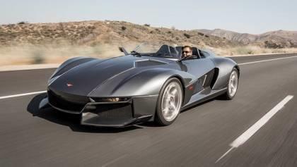 Rezvani Unveils Production Beast Supercar