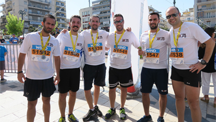 TPL-Parts Participated in RunGreece Patras 2018