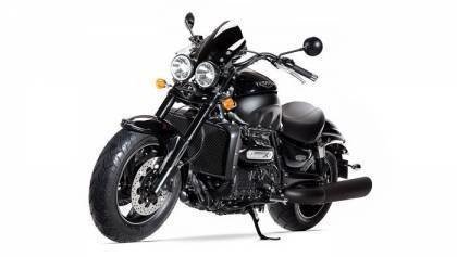 2015 Triumph Limited Edition