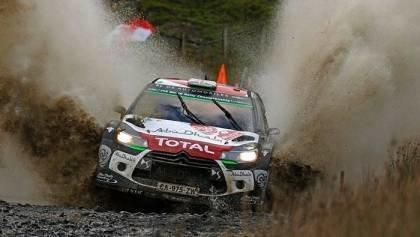 2015 WRC Rallye GB