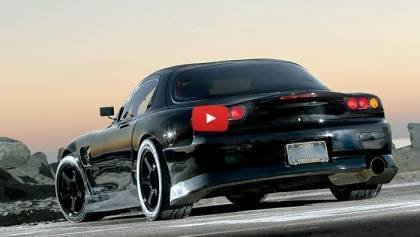 Watch The Noise of This Mazda RX7