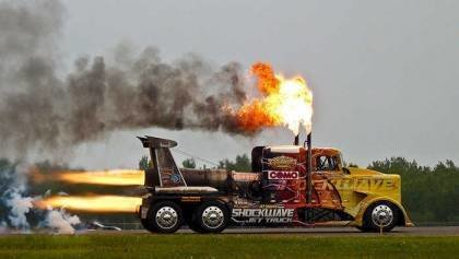 Truck Shockwave