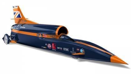 Bloodhound SSC Is Ready to Run