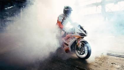 Extreme Sport Stunt Riding