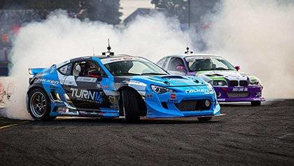 2017 Formula DRIFT Seattle