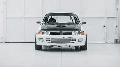EP82 Toyota Starlet