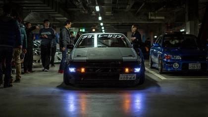 Fresh Tokyo Car Meet
