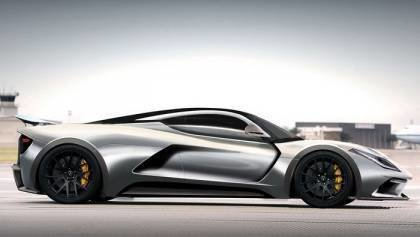 The Hennessey Venom F5 Could be a 290 MPH Machine