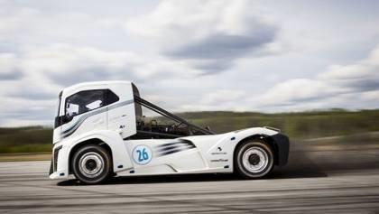 The world fastest truck