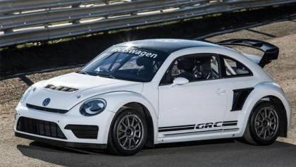 VW Beetle for Rallycross
