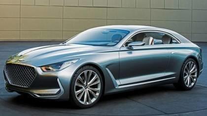 New Hyundai Vision G