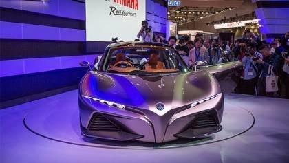 Yamaha Made Cars