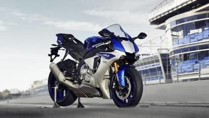 2015 Yamaha YZF-R1 Images and video
