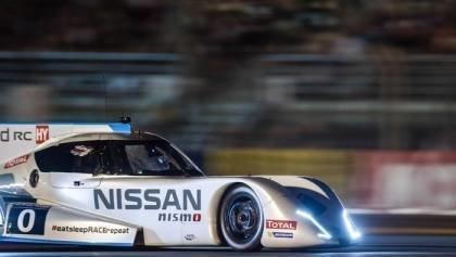 Nissan ZEOD RC Electrical Car
