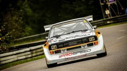 Audi Quattro S1 Group B 770 HP