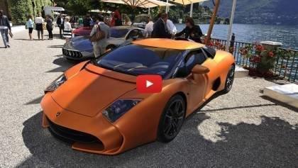 Lamborghini's 5-95 Zagato