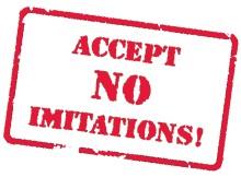 No Imitations