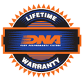 DNA Lifetime Warranty
