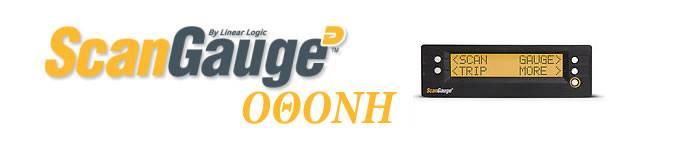 Scangauge Diesel Οθόνη Παρακολούθησης της Απόδοσης